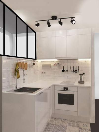 8 Easy And Effective Compact Kitchen Design Ideas Alcove Studio