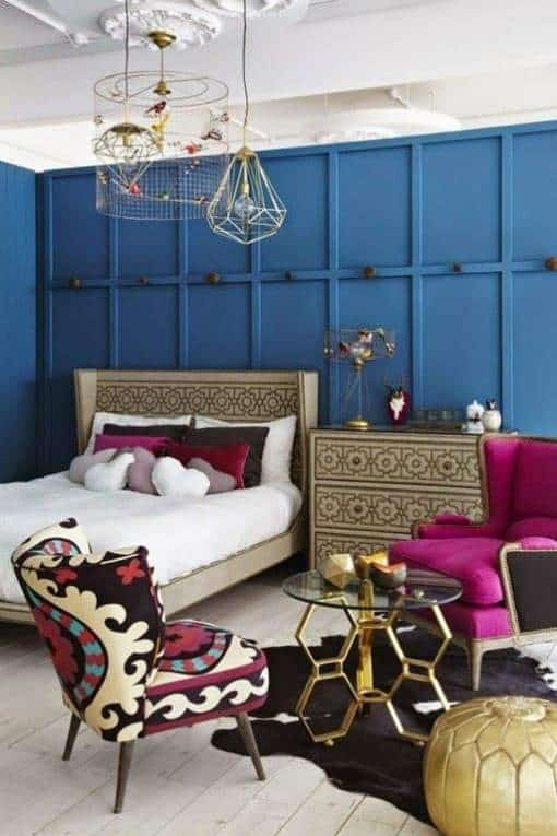 eclectic-interior design style