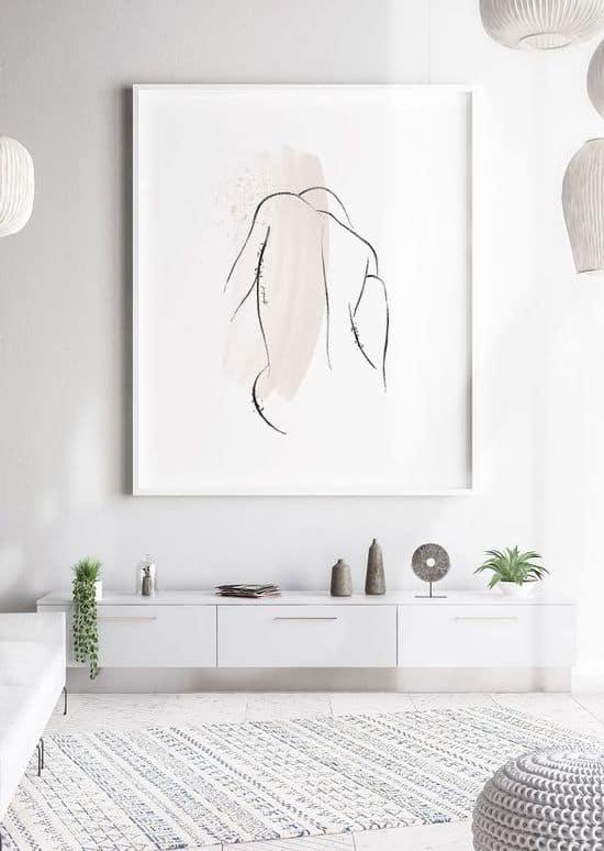 minimalist-interior design style