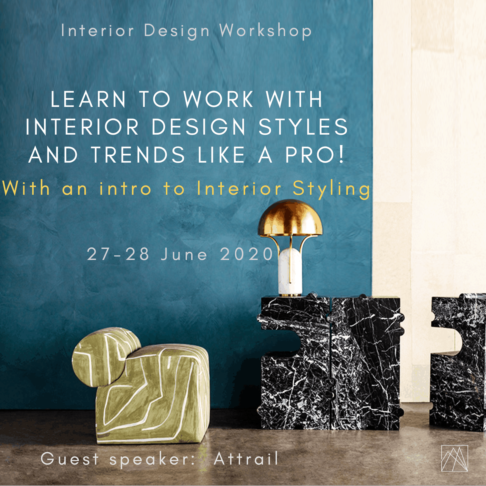 Interior styling webinar